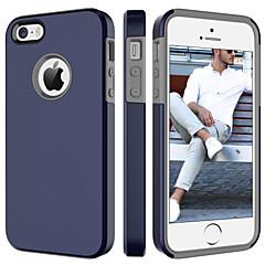 abordables Ofertas de Hoy-BENTOBEN Funda Para Apple Funda iPhone 5 Antigolpes Funda Trasera Un Color Dura ordenador personal para iPhone SE / 5s / iPhone 5