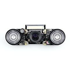 お買い得  Arduino 用アクセサリー-wavehare rpi camera(f)ナイトビジョンの調整可能なフォーカスをサポート