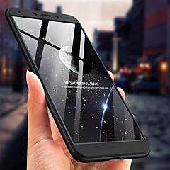Недорогие Чехлы и кейсы для Xiaomi-Кейс для Назначение Xiaomi Redmi 6 Защита от удара / Ультратонкий Кейс на заднюю панель Однотонный Твердый ПК для Redmi 6A