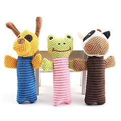 お買い得  猫用おもちゃ-噛む用おもちゃ 動物 綿織物 用途 犬用 / 猫用