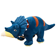 abordables Modelos de Exposición-Triceratops Dinosaurio Familia Bonito Juguetes de oficina Confortable Niños Adulto Todo Juguet Regalo