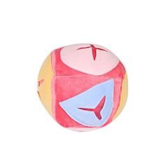 お買い得  猫用おもちゃ-ボール型 ペットフレンドリー / 漫画玩具 / 減圧玩具 ファブリック 用途 犬用 / 猫用
