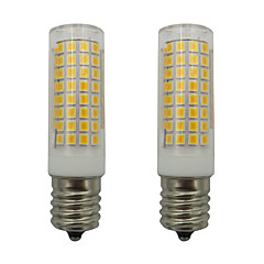 abordables Bombillas LED-2pcs 5 W 460 lm E17 Bombillas LED de Mazorca 102 Cuentas LED SMD 2835 Blanco Cálido / Blanco Fresco 220-240 V