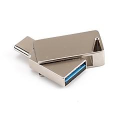 preiswerte USB Speicherkarten-32GB USB-Stick USB-Festplatte Typ-C Metal Unregelmässig Kabellose Speichergräte