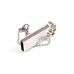 preiswerte USB Speicherkarten-16GB USB-Stick USB-Festplatte USB 2.0 Metal Unregelmässig Kabellose Speichergräte