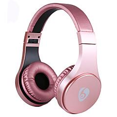 お買い得  ヘッドセット、ヘッドホン-Cooho ヘアバンド Bluetooth4.1 ヘッドホン イヤホン / ヘッドフォン アルミニウム - マグネシウム合金 プロオーディオ イヤホン 新デザイン / ステレオ / 人間工学に基づいた快適フィット ヘッドセット