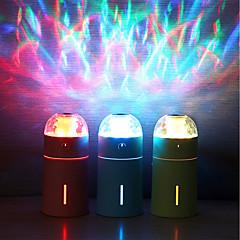 preiswerte Ausgefallene LED-Beleuchtung-brelong bunte magische kugelschale aromatherapy luftbefeuchter nachtlicht 1 stück