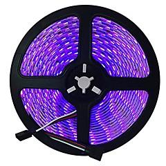 abordables Tiras de Luces RGB-5 m Tiras de Luces RGB 300 LED SMD5050 Multicolor Impermeable / Cortable / Decorativa 12 V 1pc
