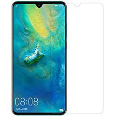 abordables Protectores de Pantalla para Huawei-Nillkin Protector de pantalla para Huawei Huawei Mate 20 Vidrio Templado / PET 1 pieza Protector de lente frontal y de cámara Alta definición (HD) / Dureza 9H / Borde Curvado 2.5D