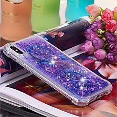 Недорогие Кейсы для iPhone-Кейс для Назначение Apple iPhone XR / iPhone XS Max Движущаяся жидкость / С узором Кейс на заднюю панель Ловец снов Мягкий ТПУ для iPhone XS / iPhone XR / iPhone XS Max