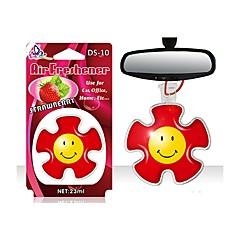 abordables Ambientadores-Rammantic Purificadores de aire para coche Común / Decoración Perfume de coche Aceite Eliminar el olor inusual / Función aromática