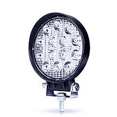 abordables Luces Halógenas y HID-JIAWEN 1 Pieza Ninguno Coche Bombillas 42 W LED de Alto Rendimiento 4200 lm 14 LED Luz de Casco / Luz de Trabajo Para Universal Todos los Años