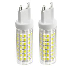 preiswerte LED-Birnen-2pcs 6 W 750 lm G9 LED Mais-Birnen T 88 LED-Perlen SMD 2835 Warmes Weiß / Kühles Weiß 85-265 V