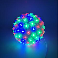 preiswerte Ausgefallene LED-Beleuchtung-brelong led 22cm Durchmesser Kirschblüten Deko Kugel im Freien 1 Stück