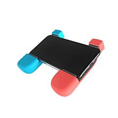 お買い得  ビデオゲーム用アクセサリー-Most of the 4 inch -6 inch mobile phones コントローラグリップ / ゲームトリガー 用途 Android / iOS 、 コントローラグリップ / ゲームトリガー PVC 1 pcs 単位