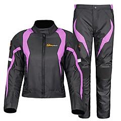 abordables Chaquetas para Moto-Equitación de la motocicleta de la tribu de los hombres chaqueta toda temporada cálido equipo de protección de carreras
