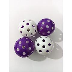 お買い得  猫用おもちゃ-ボール型 ジングルベル / 中空 プラスチック 用途 猫用