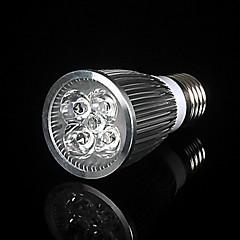 preiswerte LED-Birnen-5 Stück 5 W GU10 / GU5.3 / E26 / E27 LED Spot Lampen 5 LED-Perlen Hochleistungs - LED Lila 85-265 V / RoHs