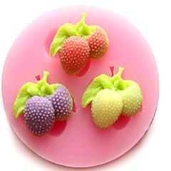 abordables Herramientas y accesorios para hornear-Herramientas para hornear Gel de sílice Dibujo 3D / Cocina creativa Gadget Pastel Moldes para pasteles 1pc