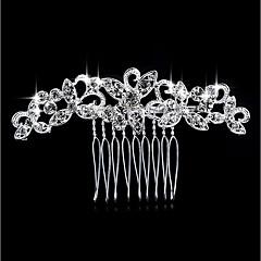 Недорогие Женские украшения-Жен. Мода Гребень Цветочный принт