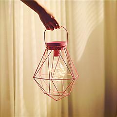 Недорогие Смарт-электроника-Factory OEM Nordic Desk Lamp for Bedroom Интеллектуальные огни Спальня Проводные и беспроводные LED индикатор Портативные Креатив будильник
