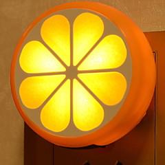 お買い得  LED アイデアライト-1個 LEDナイトライト イエロー クリエイティブ <=36 V