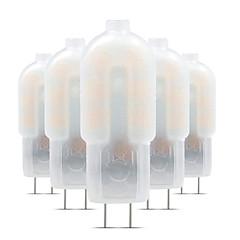 お買い得  LED 電球-5個 3 W 200-300 lm G4 LED2本ピン電球 T 12 LEDビーズ SMD 2835 かわいい 220-240 V