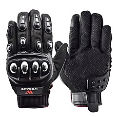 cheap Protection Gear-WOSAWE Motorcycle Protective Gear  for Unisex EVA / Polyster / Alloy Fingertips / Shockproof / Touch Sensor