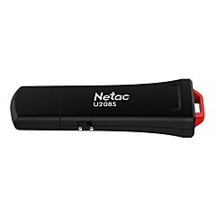 お買い得  USBメモリー-Netac 16GB USBフラッシュドライブ USBディスク USB 2.0 プラスチックシェル 立方体 暗号化 U208S