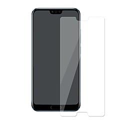 halpa Uudet tuotteet-Näytönsuojat varten Huawei Huawei Honor 10 Karkaistu lasi 1 kpl Näytönsuoja 9H kovuus / Naarmunkestävä