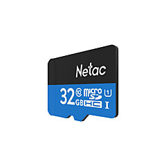 preiswerte Speicherkarten-Netac 32GB Speicherkarte UHS-I U1 / Class10 P500