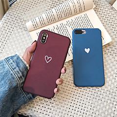 Недорогие Кейсы для iPhone-Кейс для Назначение Apple iPhone XR / iPhone XS Max Матовое / С узором Кейс на заднюю панель Кот Твердый ПК для iPhone XS / iPhone XR / iPhone XS Max