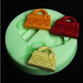 Недорогие Дом и кухня-1шт пластик Торты Формы для пирожных Инструменты для выпечки