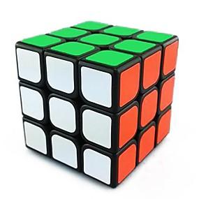 billige Pedagogiske leker-Magic Cube IQ-kube 3*3*3 Glatt Hastighetskube Magiske kuber Kubisk Puslespill profesjonelt nivå Hastighet Klassisk & Tidløs Barne Leketøy Gutt Jente Gave