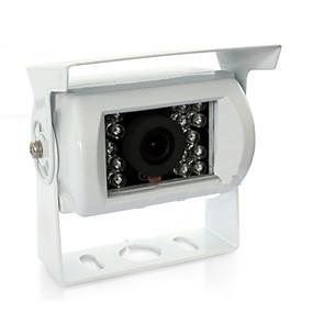 voordelige Auto-elektronica-Compatibel met alle automerken - 1/4 InchCCD-Sensor 420 TvLijnen - 648 x 488 - Achteruitrijcamera