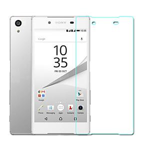 billige Skærmbeskyttelse til Sony-Skærmbeskytter for Sony Sony Xperia Z5 Hærdet Glas 1 stk High Definition (HD)