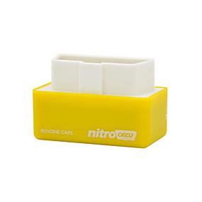 billige Til Bilen & Motorcyklen-nitro obd2 til benzin biler ydeevne chip tuning kasse bilbrændstofsparer mere magt mere drejningsmoment