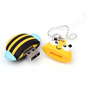 billige PC- og tablettilbehør-16GB USB-stik usb disk USB 2.0 Tegneserie Komapkt Størrelse