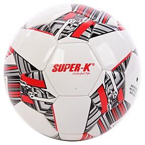 cheap Team Sports-Joerex ® #5 PVC Training Soccer Ball Football SAB30384