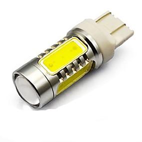voordelige Auto-achterverlichting-2pcs T20 (7440,7443) / T20 Automatisch Lampen 30 W COB 2820 lm 5 Dagrijverlichting / Remlicht Voor