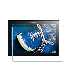 billige Skærmbeskyttelse-Skærmbeskytter for Lenovo Lenovo Tab3 10 Hærdet Glas 1 stk Skærmbeskyttelse 9H hårdhed / 2.5D bøjet kant / Eksplosionssikker