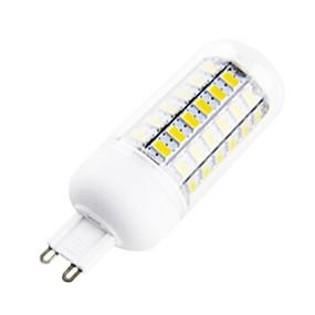 ieftine Becuri LED Corn-Becuri LED Corn 1500 lm E14 G9 GU10 T 69 LED-uri de margele SMD 5730 Alb Cald Alb Rece 220-240 V