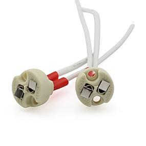 billige Lampesokler-5pcsmr16 g4 led lampe base stikkontakt til ledet pære