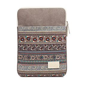 """cheap PC&Tablet Accessories-13.3"""" 14"""" 15.6"""" Canvas Bohemian Laptop Bag Sleeves Fabrics Flower for Macbook/Surface/HP/Dell/Samsung/Sony Etc"""