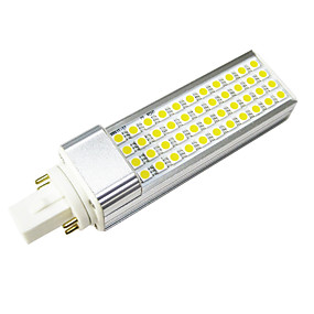 economico Luci LED Bi-pin-12 W Luci LED Bi-pin 900-1000 lm E14 G23 G24 T 44 Perline LED SMD 5050 Decorativo Bianco caldo Luce fredda 100-240 V 220-240 V 110-130 V / 1 pezzo / RoHs