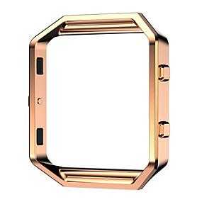 billige Daglige tilbud-Urrem for Fitbit Blaze Fitbit Klassisk spænde Metal / Rustfrit stål Håndledsrem