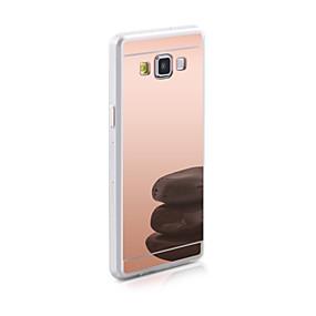 voordelige Galaxy J7 Hoesjes / covers-hoesje Voor Samsung Galaxy J7 / J5 / J1 Ace Spiegel Achterkant Effen TPU
