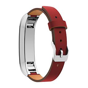 economico Cinturini per Fitbit-Cinturino per orologio  per Fitbit Alta Fitbit Chiusura classica Pelle Custodia con cinturino a strappo