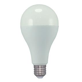 ieftine Becuri LED Glob-ADDVIVA Bulb LED Glob 3000 lm E26 / E27 A80 30 LED-uri de margele SMD 2835 Alb Cald 220-240 V / 1 bc