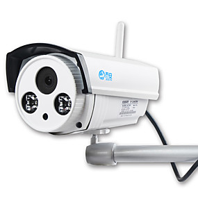 tanie Bezpieczeństwo-JOOAN 1 mp Kamera IP Na zewnątrz Wsparcie 128 GB sol / 50 / 60 / Dynamiczny adres IP / Statyczny adres IP / iPhone OS